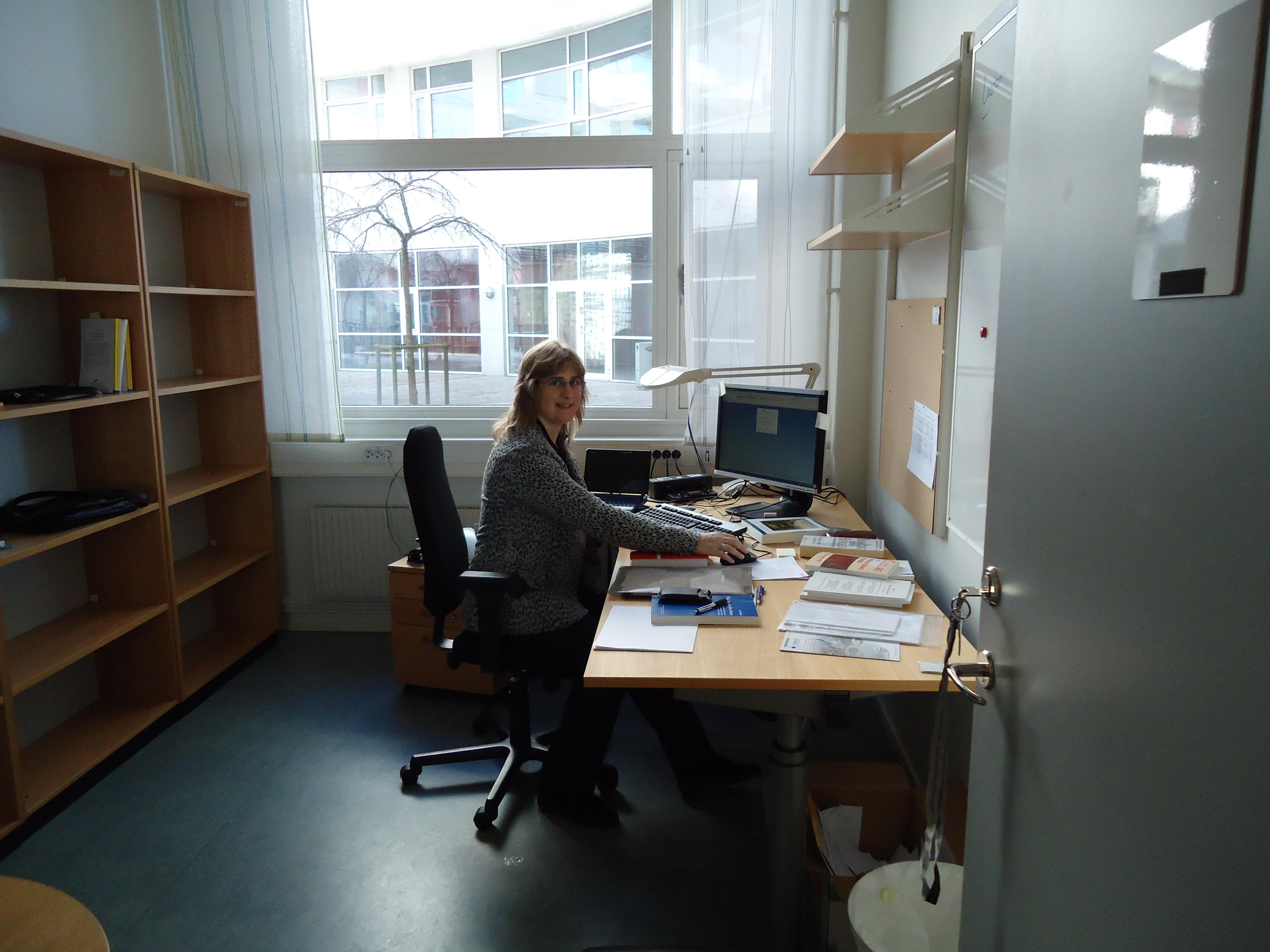 igualito a mi santiago mi oficina en el mmtc viajo para